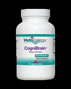 CogniBrain 90 vcaps Nutricology