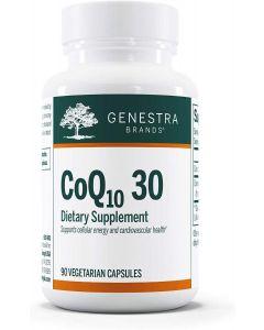CoQ10 30 mg 90 vcaps Genestra / Seroyal