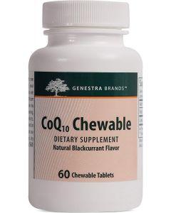 COQ10 Chewable 60 chews tabs Genestra / Seroyal