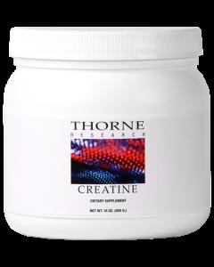 Creatine 16 oz powder Thorne Research