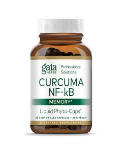 Curcuma NF-kB Memory 60 vcaps Gaia Herbs