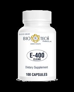E-400 100 caps Bio-Tech