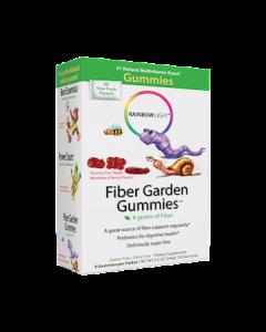 Fiber Garden Gummies 30pk Rainbow Light Nutrition