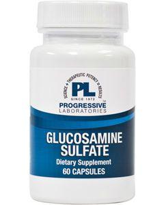 Glucosamine Sulfate 500mg 60 vcaps Progressive Labs