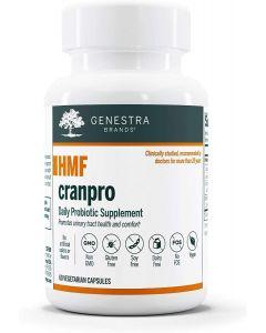 HMF CranPro 60 vcaps Genestra / Seroyal