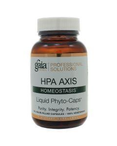 HPA Axis Homeostasis 60 lvcaps Gaia Herbs