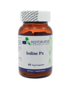 Iodine Px 60 vcaps Restorative Formulations