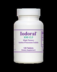 Iodoral 12.5 mg 120 tabs