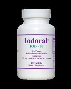Iodoral IOD-50 60 tabs