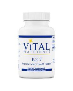 K2-7 60 vcaps Vital Nutrients