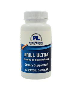 Krill Ultra 60 sgles Progressive Labs