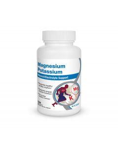 Magnesium Potassium 120 caps Roex