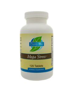 Mega Stress 120 tabs Priority One