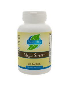 Mega Stress 60 tabs Priority One