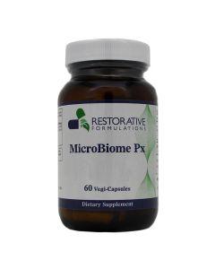 MicroBiome Px 60 vcaps Restorative Formulations