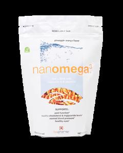 NanOmega3 Pineapple Orange 12.7oz by BioPharma Scientific