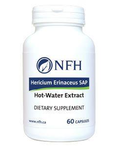 Hericium Erinaceus SAP 60 caps NFH