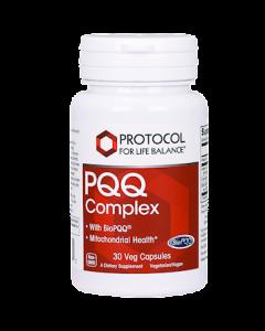 PQQ Complex 30 vcaps Protocol For Life Balance