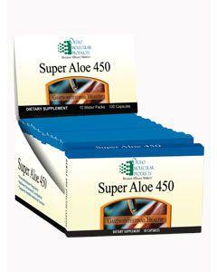 Super Aloe 450 10 packs Ortho Molecular