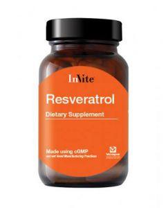 Resveratrol 100 mg InVite Health