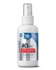 ACS 200 Silver Extra Strength 4oz