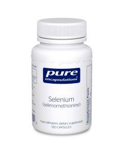 Selenium (selenomethionine) Pure Encapsulations