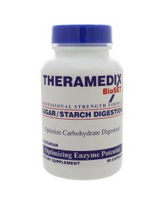 Sugar Starch Digestion 90 vcaps by Theramedix