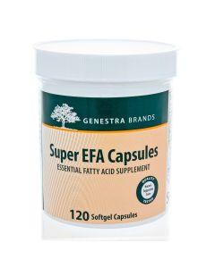 Super EFA Capsules 120 gels Genestra / Seroyal
