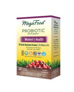Women's Health Probiotics 30 caps MegaFood