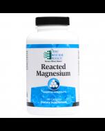 Reacted Magnesium 180 caps Ortho Molecular